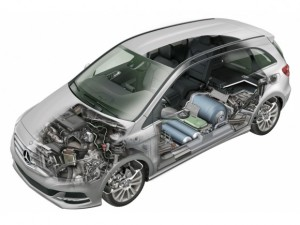 Mercedes Gas