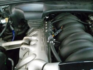 Porsche Cayenne Inyectores GLP (3)